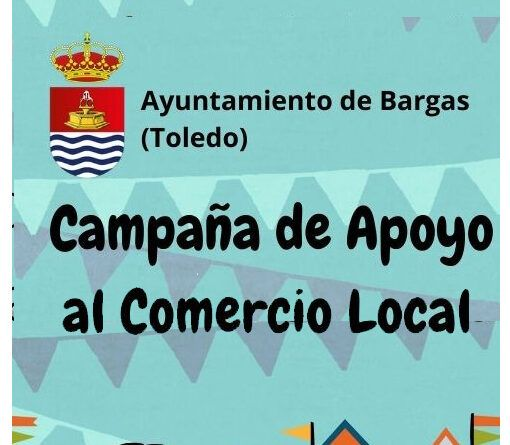 Campaña comercio local Bargas