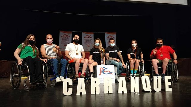 Powerlifting Carranque