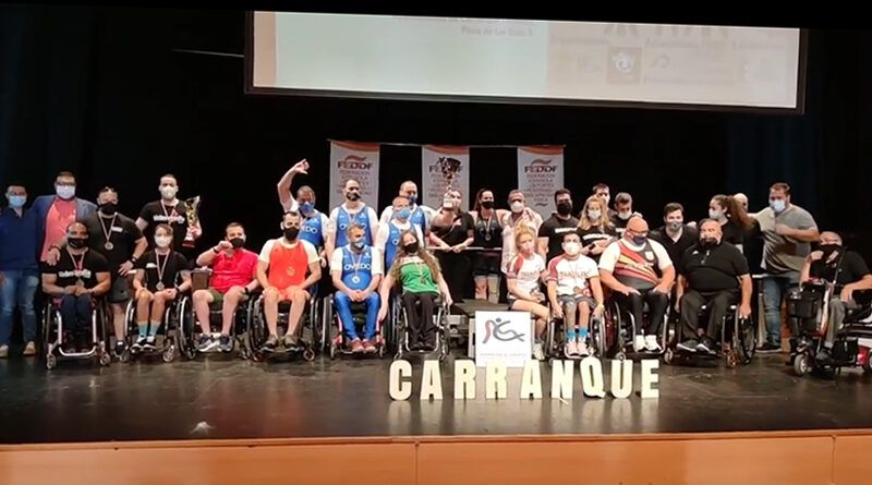 General Powerlifting carranque